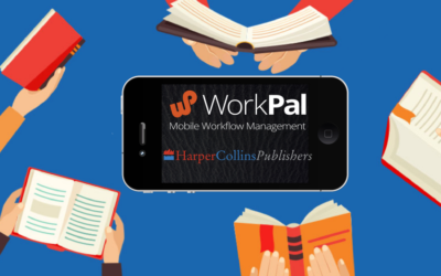 Harper Collins & WorkPal – Paper Giants Go Paperless