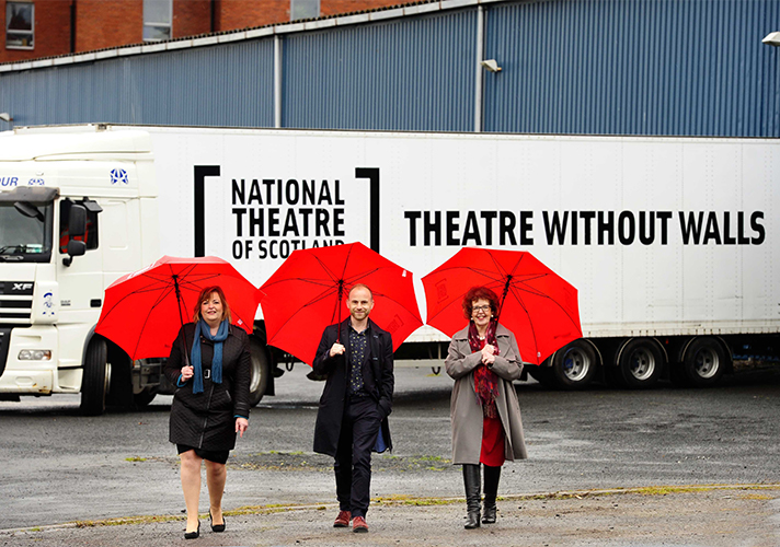 The National Theatre of Scotland Draws the Curtain on Unexpected Mobile Charges