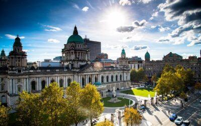 Belfast Named as Test City for O2 5G