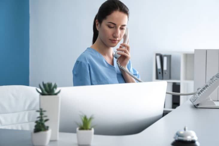 Staying Connected: Healthcare Workers