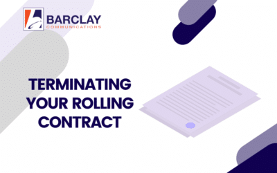 How To Terminate a Rolling Contract