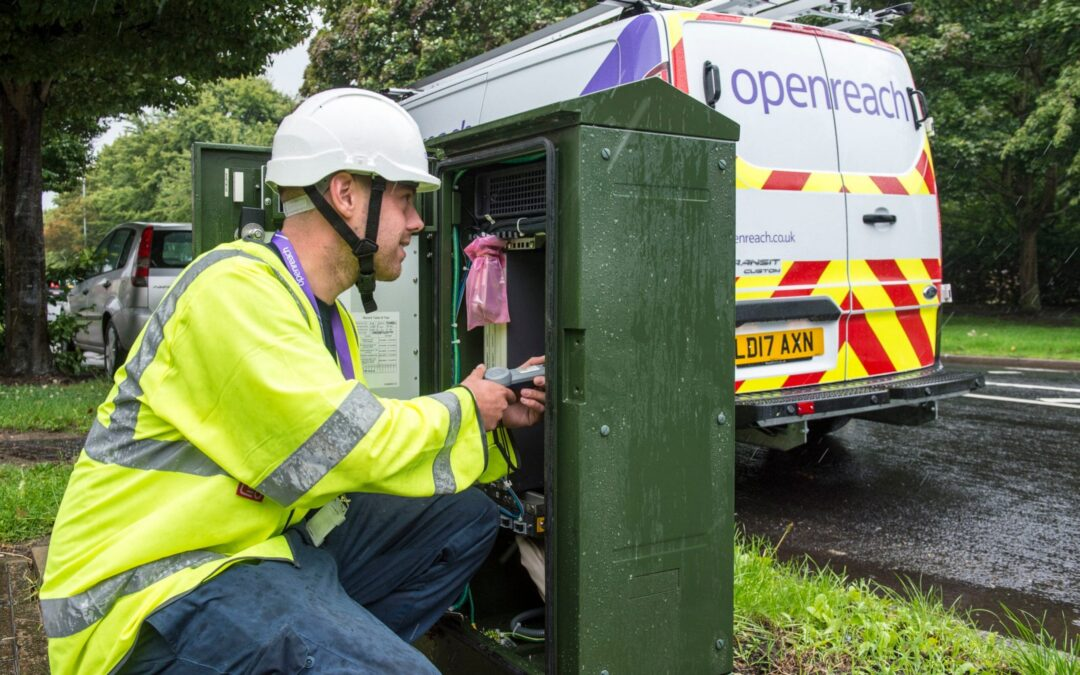BT Add New Exchanges to ISDN Switch Off