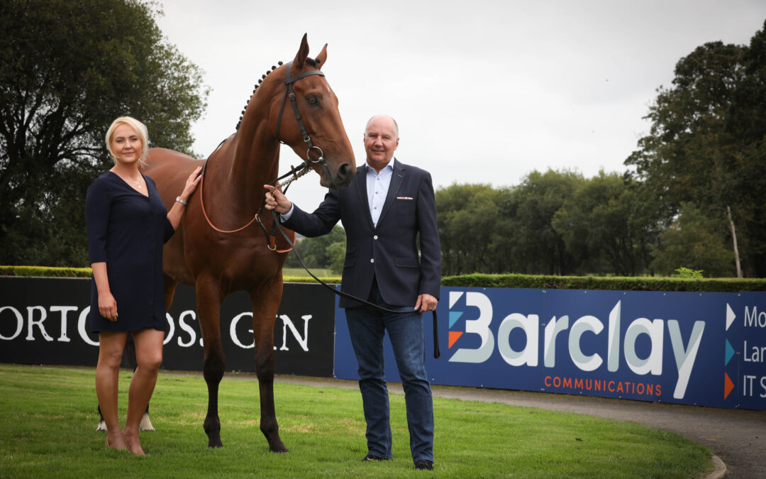 Barclay Communications sponsors Down Royal hospitality suite in new £45k contract